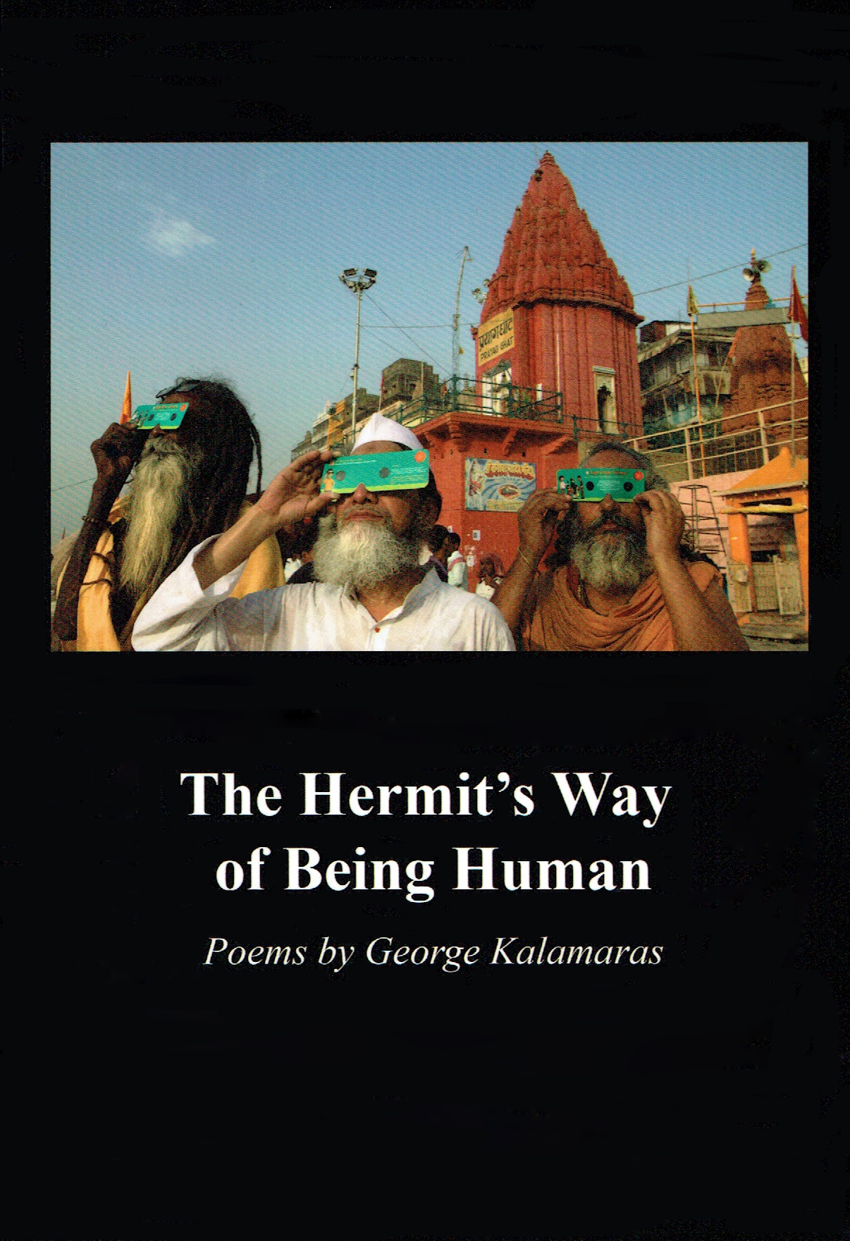 The Hermit's Way of Being  Human (2015)