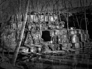 Old State House Quarry, Wagner